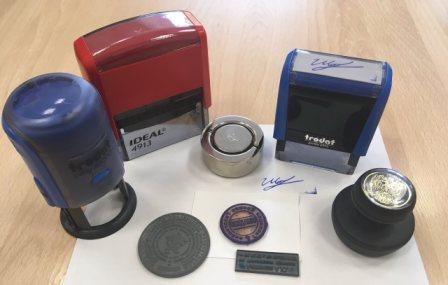 Печати: основные технологии изготовления и их характеристика